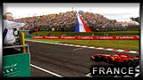A pálya neve: French Grand Prix - GP4